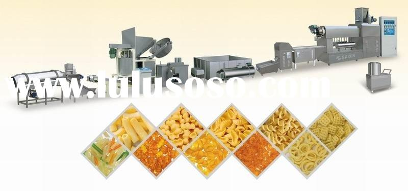 Multi-Function Crispy Rice Processing Line