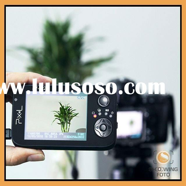 Pixel Wired Live View Remote Control LV-122/DC0-VC for Digital SLR Camera Accessory Nikon D3X, D700,