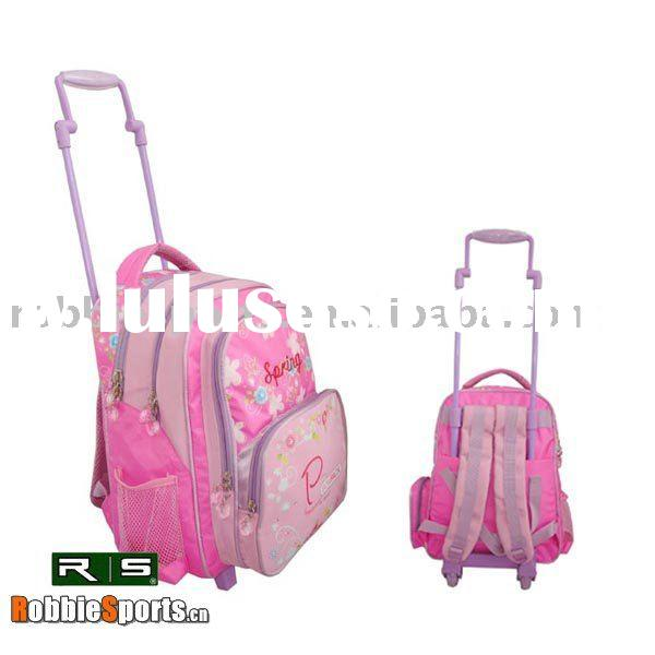 School Trolley Bag, Kids' Trolley Bag, Wheeled Backpack DSC010014