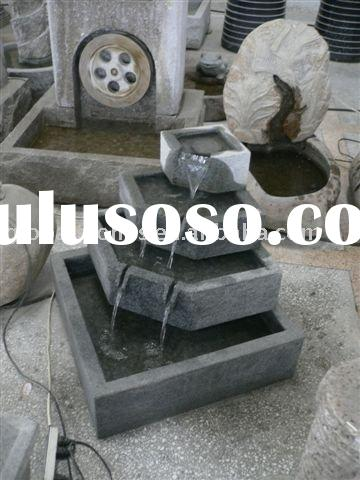 Stone Table Top Water Fountain