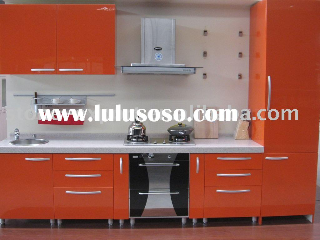 modern style,solid wood,MDF,lacqueing kitchen cabinet