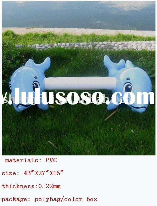 pvc inflatable dolphin