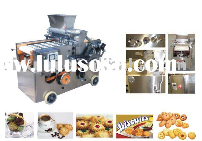 small automatic cookies production line