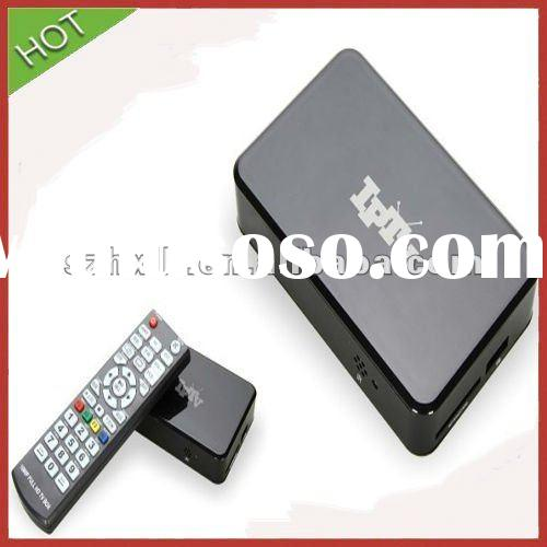 1080P IPTV set top Box for Online Streaming with HDMI WIFI