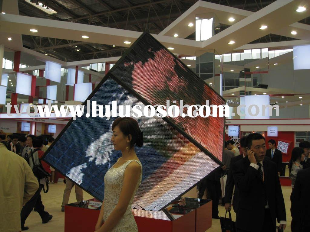 10mm rectangular led signs/led display/led screen/led panel