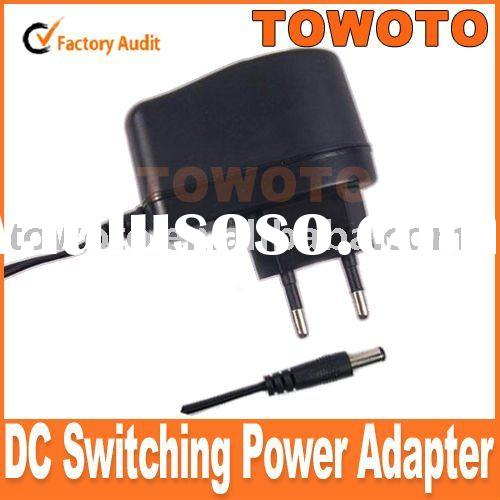 12V 500mA DC switching power adapter