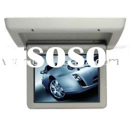 15.0 inch roof mount TFT LCD monitor TV VGA
