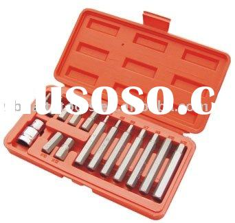 15pc Power Hex Bit Set