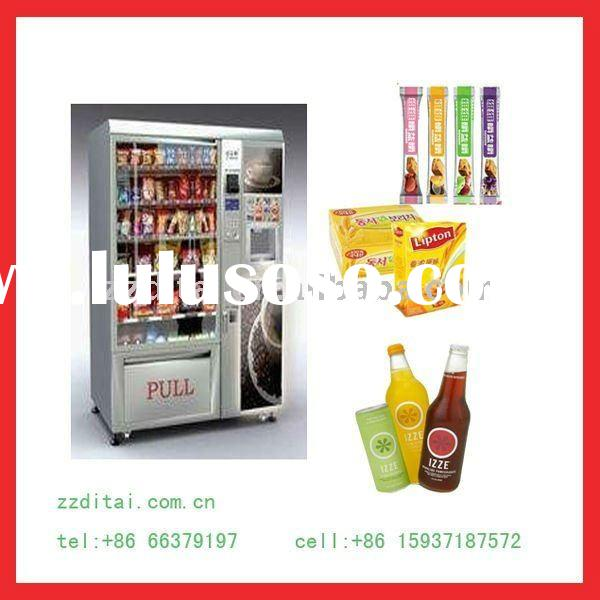 2011 Best selling automatic vending machine