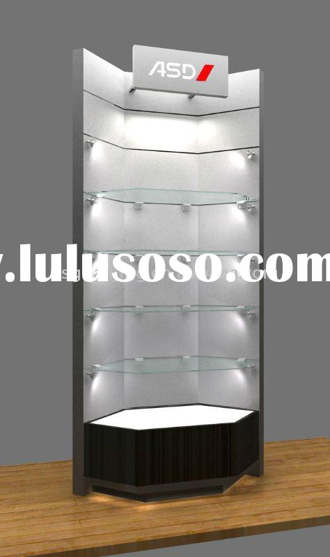 2011 HOT high quality clear acrylic display rack W-01