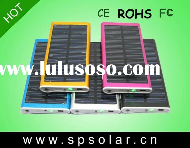 2011 Hot Sale Solar CellPhone Charger From Shenzhen Factory