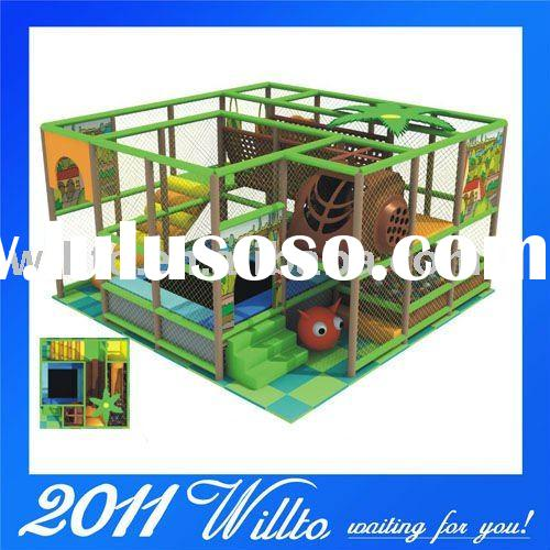 Free play structure plans for sale price china for Indoor play structure prices