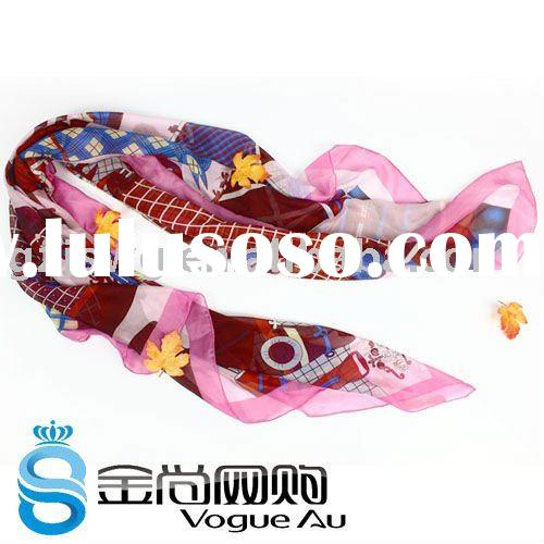 2011 famous brand horse spinning scarf spring summer scarves