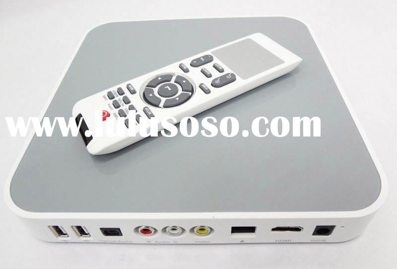 2011 the hottest android 2.3 external tv tuner box with wifi 2.4G remote wireless,support skype and