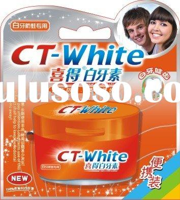 2012 CT-White home teeth whitening and Mothproof tooth Dentifrice