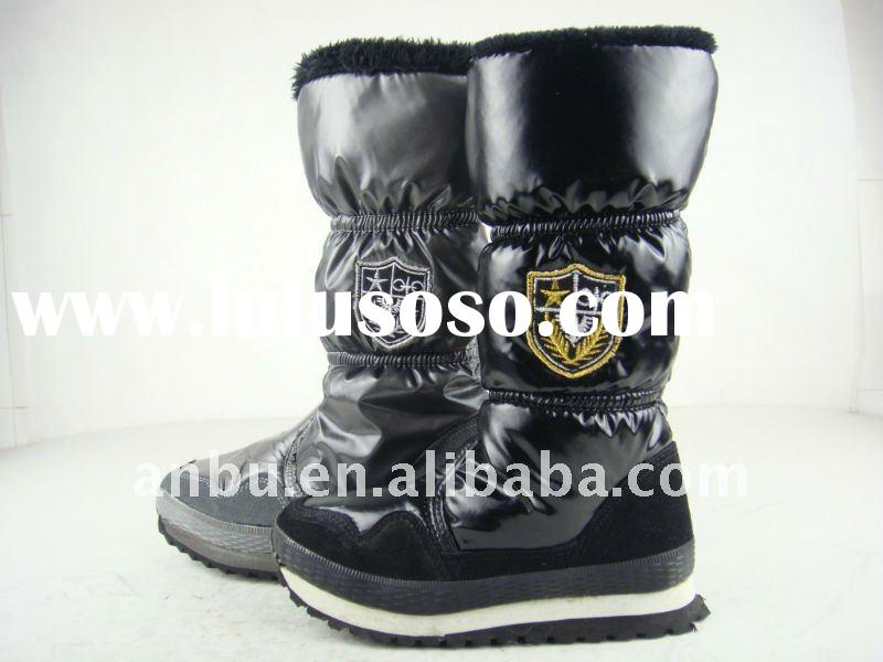 2012 New Snow Boots