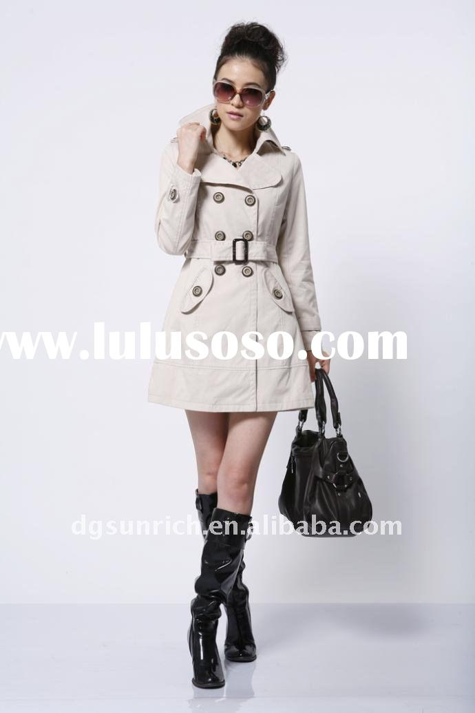 2012 fashion clothes women / coat