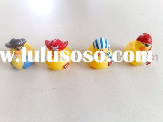 2012 hot sell mini rubber duck