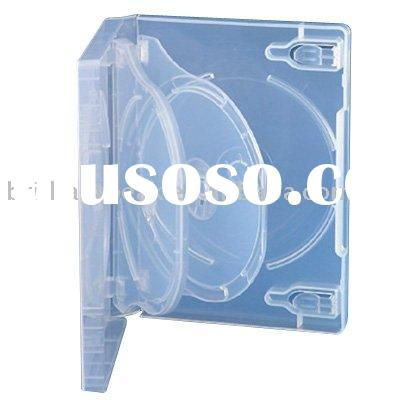 26mm Plastic DVD Box Cover for 6 discs
