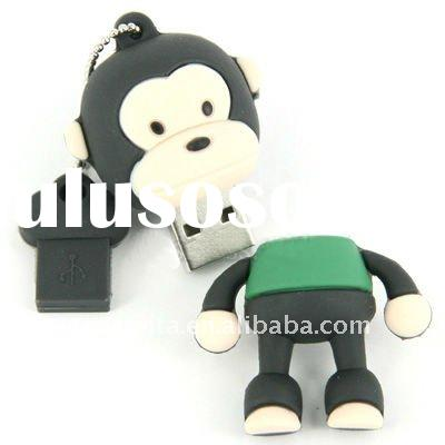 2GB Mini USB 2.0 Flash Drive - Black