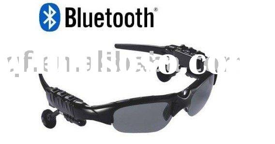 2GB wholesale bluetooth mp3 sport sun glasses