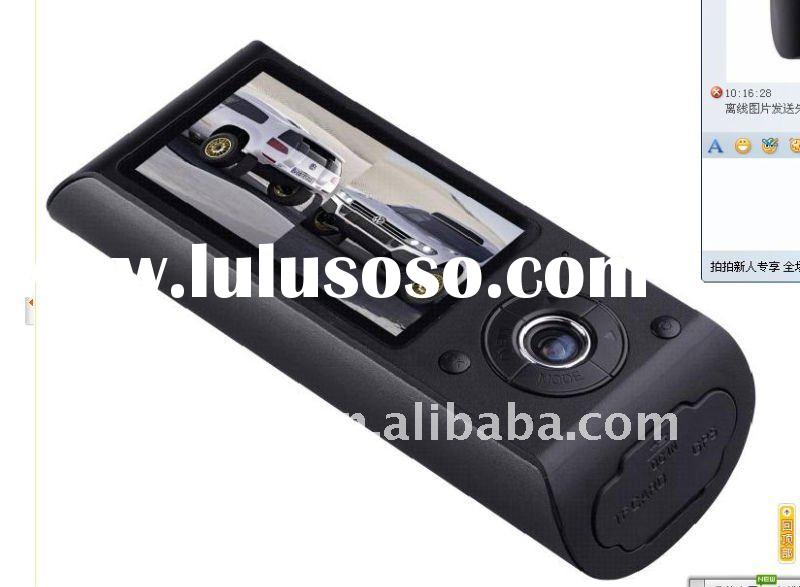 2.7 inch lcd screen ,GPS function full hd black box for cars