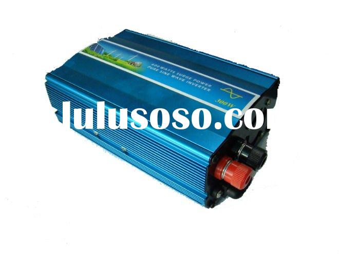 300W High efficiency stable power inverter for solar and wind energy