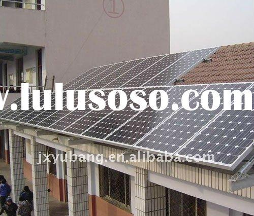 300w 400W 200W 500w 220VAC110VAC home solar power system for home off grid pv system photovoltaic sy
