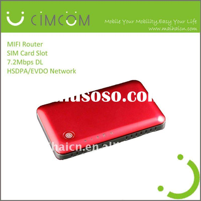 3G Wireless Router-3G Router SIM Card Slot