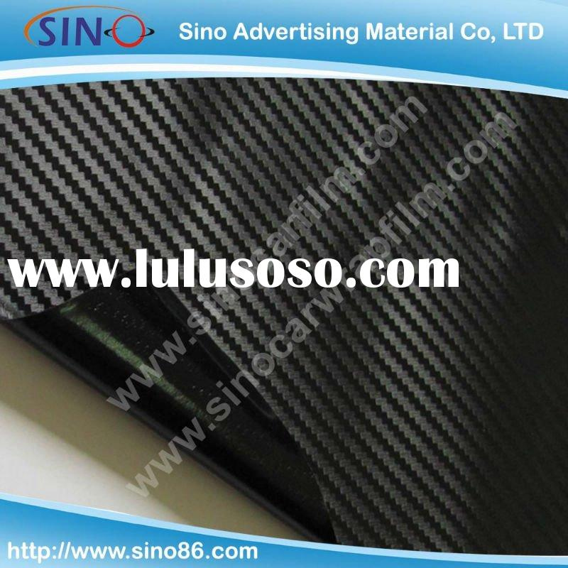 3M Black 3D carbon fiber vinyl film, car wrap film, 1.27m*30m