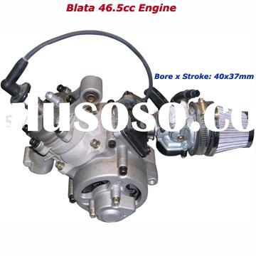 46.5cc Water-Cooled Engine