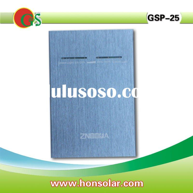 5800mah portable mobile phone charger, charge for iPad, iPhone, HTC, blackberry etc.