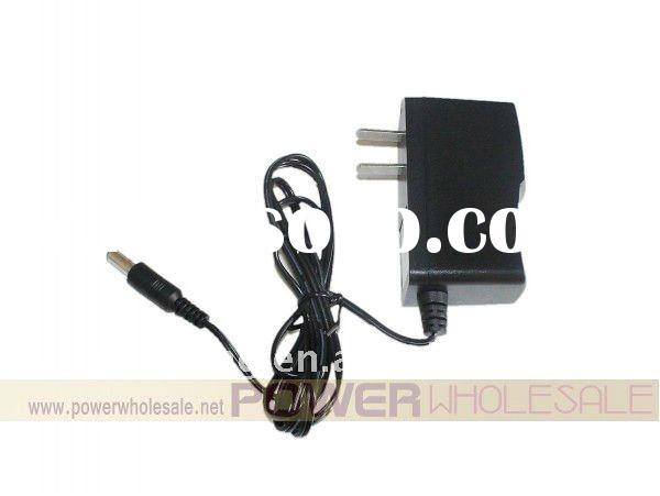 5V 500mA portable AC/DC switching power adapter