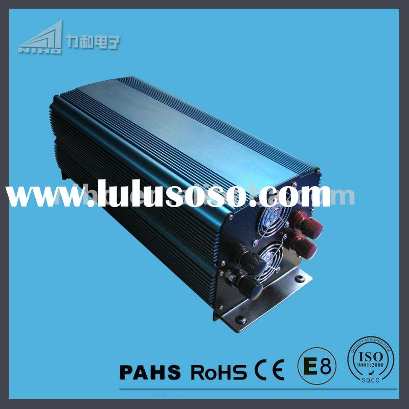 5kw pure sine wave solar charge controller pv inverter 12v 220v dc to ac(CE&ROHs approval)