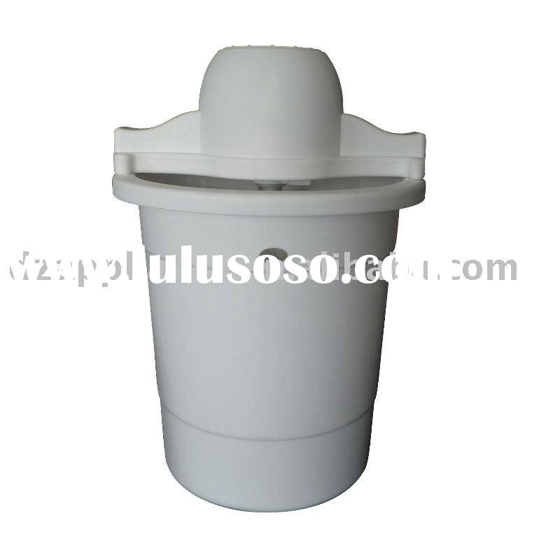 6QT Plastic Ice Cream Maker (Round Shape)
