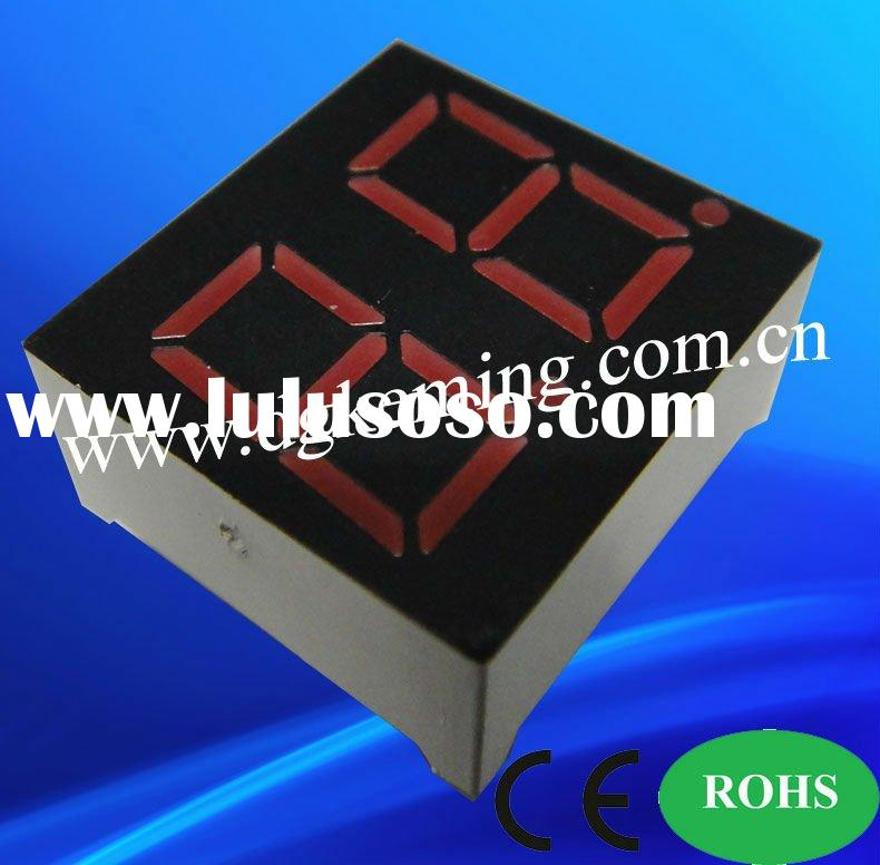 7 segment led display 2 digit with 0.4""