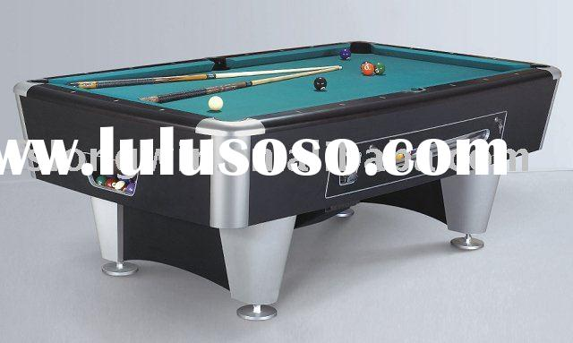 7ft commercial Coin operated pool table