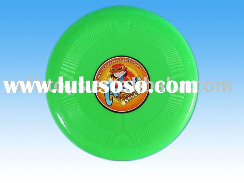 "8.5"" Solid Color Plastic Flying Disc MH-003433"