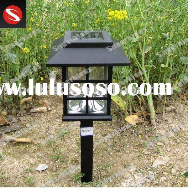 8 hours working time 0.4W 3.6V LED solar energy lighting super bright