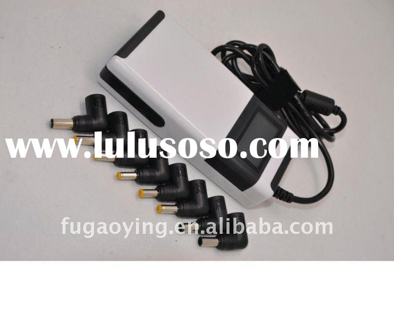 90w 3 in 1 universal laptop adapter,DC car charger, universal laptop adapter,power supply