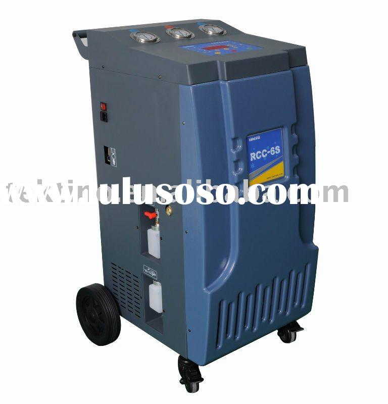 AC Service Tools,Recycling,Recharging Machine, RCC-6S Semi-automatic A/C Service Station
