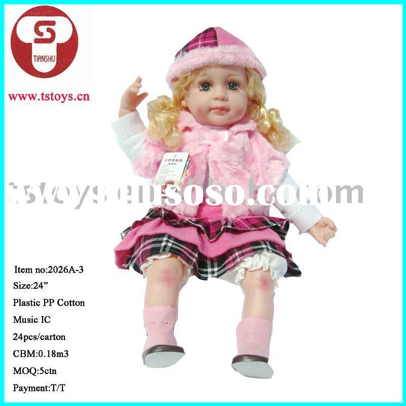 American lovely girl doll toy,cartoon girl toy