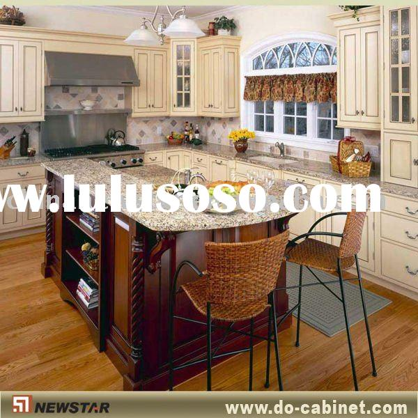 American Style Kitchen Cabinet Set Furniture Kitchen