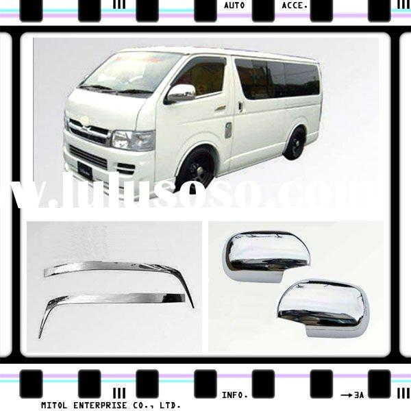 Auto Accessory Chrome Cover For Toyota HIACE 200 05-on, Auto Parts