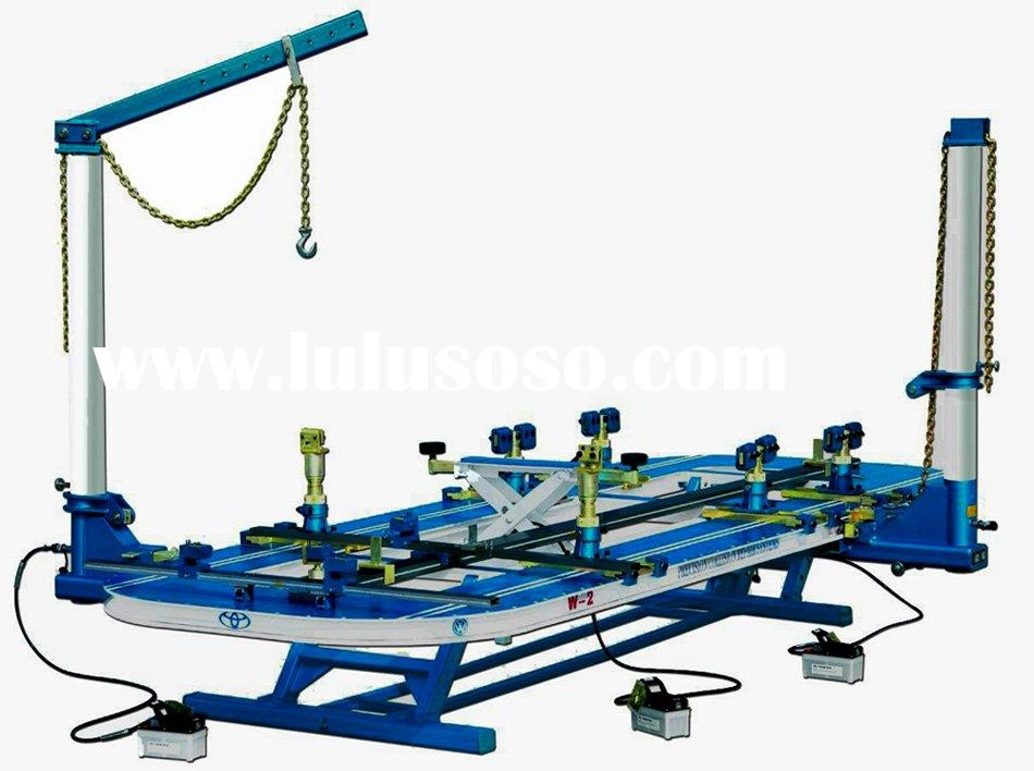 Auto Repair/ Auto Repair Tool/Auto Body Collision Repair System/Straightening Bench/Frame Machine W-