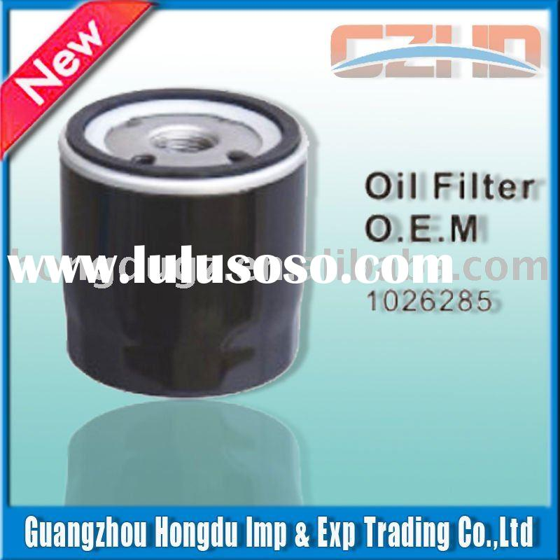 Auto car part OEM Lubricating Automotive Oil Filter