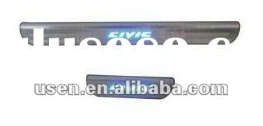 Auto door sill plate(LED), auto accessories for HONDA