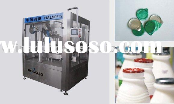 Automatic milk processing machinery