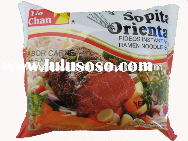 Beef Flavour Fried Instant Noodle