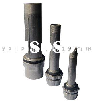 Blowpipe connector